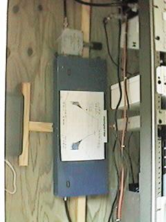 N5MBM ATV repeater VSB filter and circulator in 1993