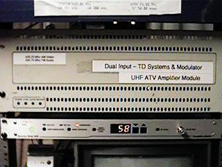 N5MBM ATV repeater in 1993